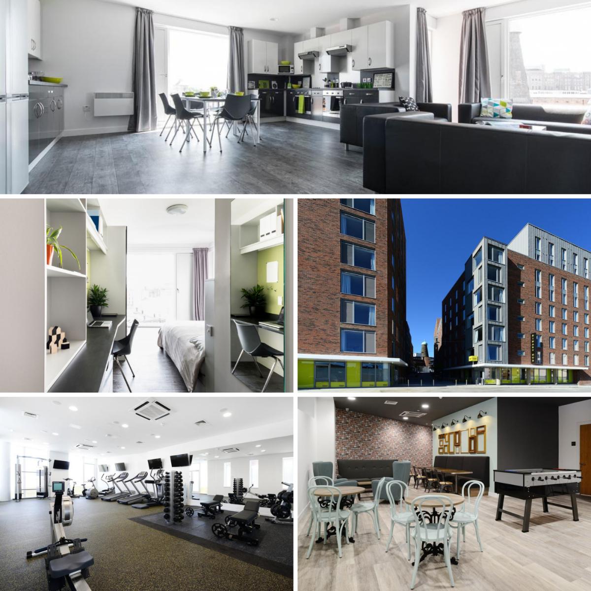 Start Abroad Residence Halls