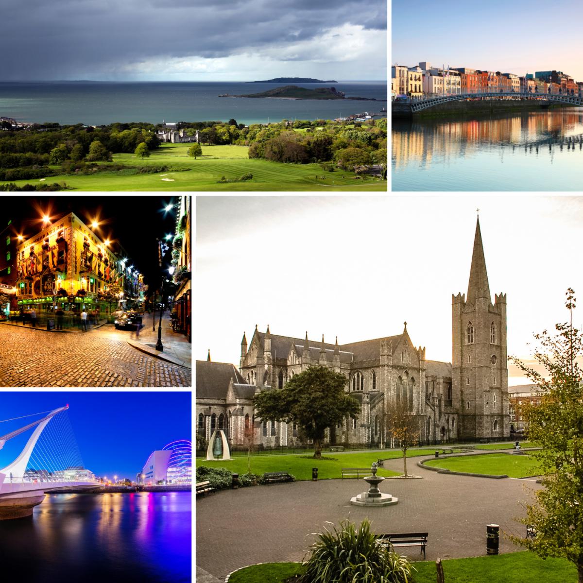 Start Abroad in Dublin